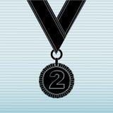 Championship prize design Stock Photography