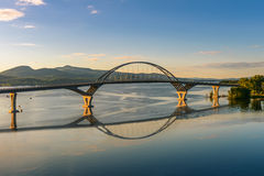 Champlain Bridge Stock Photography