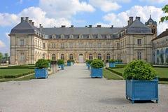 Champlitte-Chateau Stockfotografie