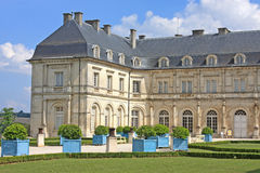 Champlitte Chateau Royalty Free Stock Image