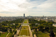 Champs de Mars Photos stock