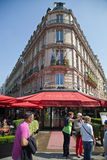 Champs Elisees Royalty Free Stock Photo