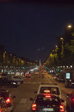 Champs Elisees Stock Image