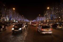 Champs Elysee Stock Afbeeldingen