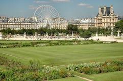 Champs Elysee - Parijs royalty-vrije stock afbeeldingen