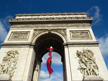 Champs Elysee Stock Images