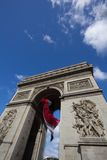Champs Elysee Royalty Free Stock Photos