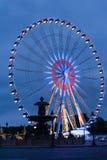 champs elysees Παρίσι Στοκ φωτογραφία με δικαίωμα ελεύθερης χρήσης