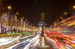 Champs Elysees, Paris. Champs Elysees in Paris, France Stock Photo