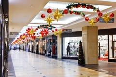 Champs Elysées Shopping Mall Royalty Free Stock Photo