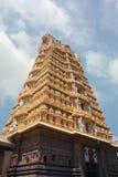 chamundeshwari迈索尔寺庙 免版税库存照片