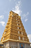 Chamundeshwari Temple. Royalty Free Stock Photos