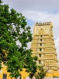 Chamundi Devi Temple lizenzfreies stockbild