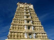 Chamundi Tempel Architektur-ICh lizenzfreie stockbilder