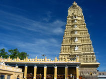 Chamundi Temple -II Royalty Free Stock Image