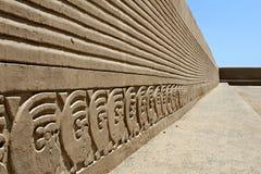 chan стена фризов стоковое изображение rf