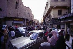 Chan al Chalili Basar, Cairo Stock Images