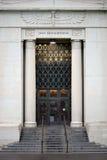 Chan Unika audytorium uniwersyteta Berkley obrazy royalty free