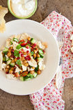 Chana chat salad Royalty Free Stock Images