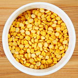 Chana Daal or chickpea Stock Image