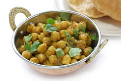 Chana masala , chickpea curry , indian dish Stock Images