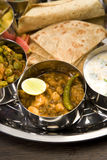 Chana Masala a Traditionalfood Stock Images