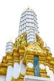Chanasongkram del wat de la pagoda Fotos de archivo