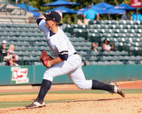 Chance Adams, Charleston RiverDogs Royalty Free Stock Photo