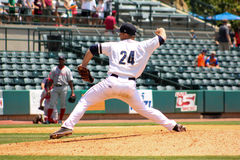 Chance Adams, Charleston RiverDogs Royalty Free Stock Image