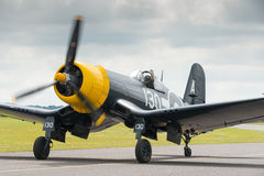 Chance Vought Corsair vintage aircraft Stock Photo