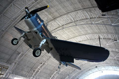Chance Vought F4U Corsair / Air and Space Museum Stock Images