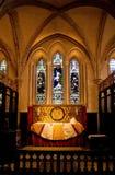 chancel kościół Fotografia Royalty Free