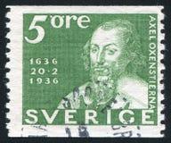 Chanceler Axel Oxenstierna Imagens de Stock Royalty Free