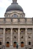 Chancellerie bavaroise Munich d'état photographie stock