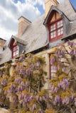 Chancellerie de chenonceau zamku Chenonceaux Francja Obrazy Royalty Free