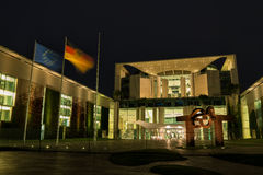 Chancellery Stock Photography