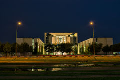 Chancellery. In Berlin in Germany stock images