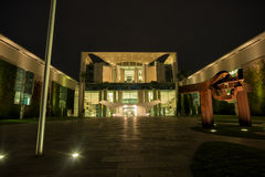 Chancellery Royalty Free Stock Photo