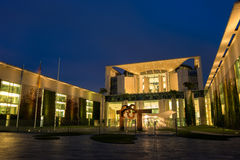 Chancellery Royalty Free Stock Image