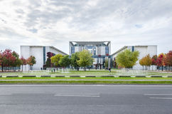 The Chancellery Royalty Free Stock Image