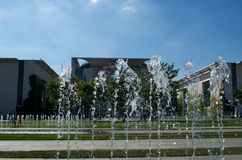 Chancellery, Berlin, Germany Stock Image