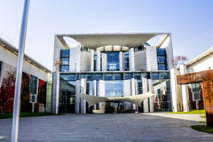 Chancellery, Berlin Stock Photography