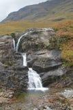 Chancellor Waterfall, Glencoe Stock Image