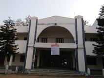 Chanchal-Ranis dakshani Schule Stockfotografie