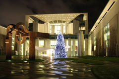 Chanclery圣诞节 免版税图库摄影