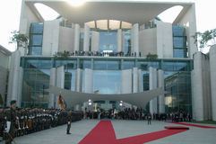 Chanclery Berlin Stock Photos