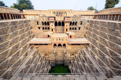 Chand Baori obrazy stock