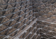 Chand Baori Stockfoto