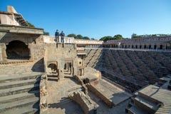 Chand baori historical step well