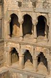 Chand Baori Stepwell в Джайпуре Стоковая Фотография RF